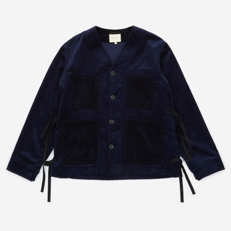 Four Pocket Jacket - Dark Navy
