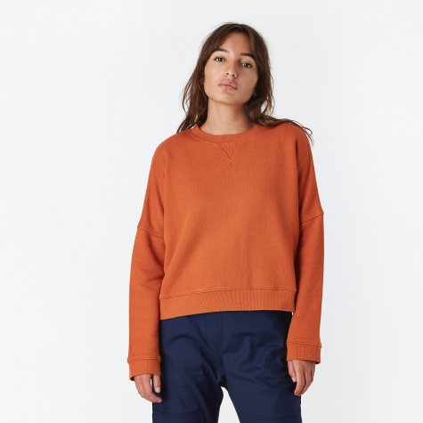 Almost Grown Sweatshirt - Rust