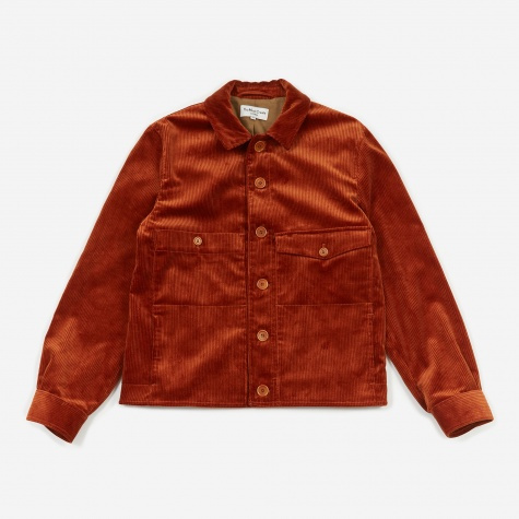 Pinkly 2 Jacket - Rust