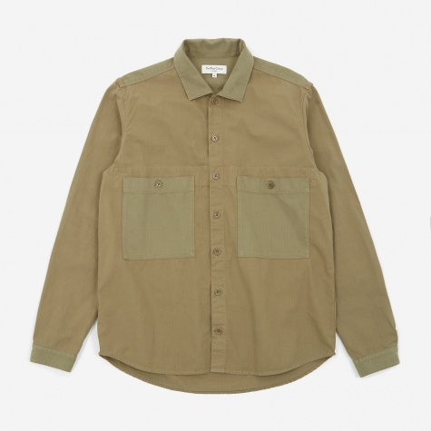 Doc Savage Shirt - Green