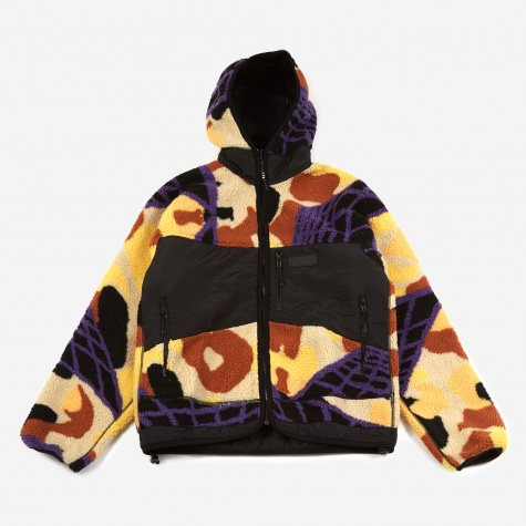 Perks And Mini DNA Camo Sherpa Jacket - Multi