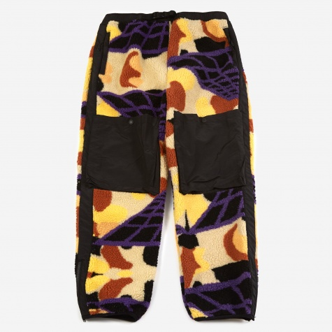 Perks And Mini DNA Camo Sherpa Pants - Multi