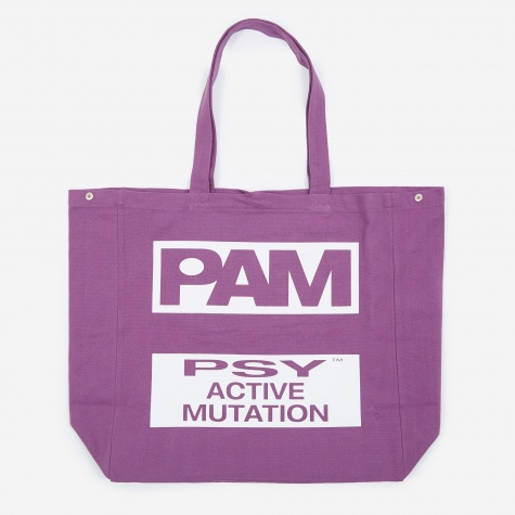 Perks And Mini B L T R C Tote Bag - Purple