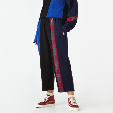 PAM Perks And Mini Air Cycle Cropped Sweatpants - Dazzle Multi
