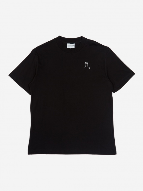 The Big D T-Shirt - Black