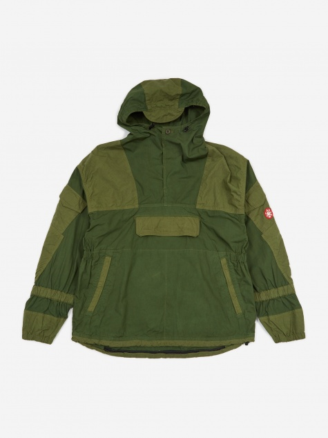 C.E Cav Empt GRK Light Pullover Jacket - Green
