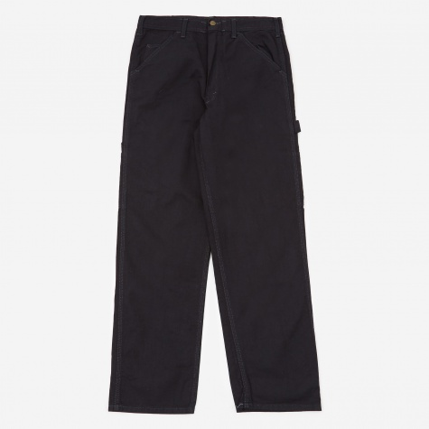 OG Painter Pant - Black Overdye Drill