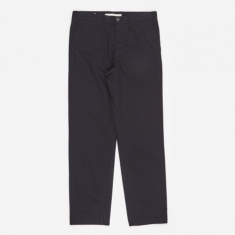 Norse Projects Aros Heavy Trouser - Dark Navy