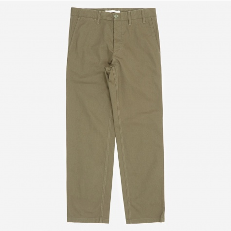 Aros Heavy Trouser - Ivy Green