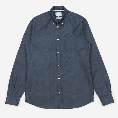 Anton Denim Shirt - Rinsed