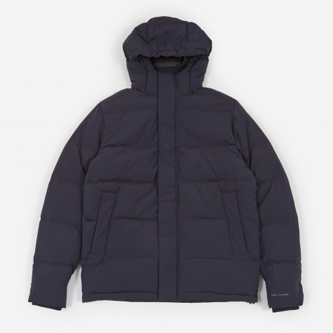 Willum Down Jacket - Dark Navy
