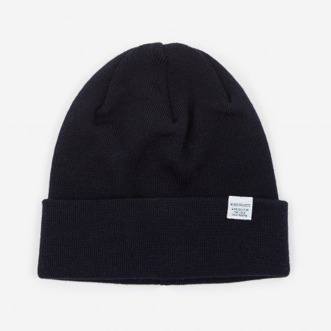 Top Beanie - Dark Navy