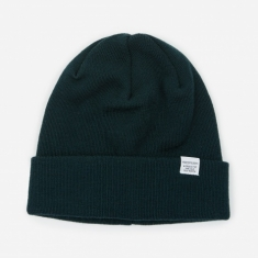 Norse Projects Top Beanie - Quartz Green