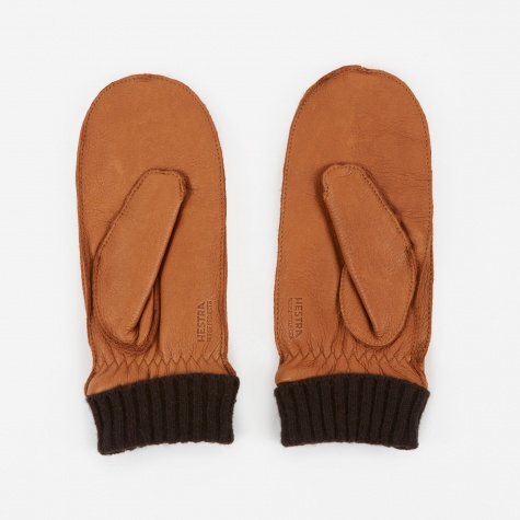 x Hestra Elba Mitten Gloves - Natural