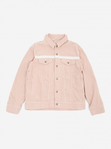 JohnUNDERCOVER Jacket - Pink
