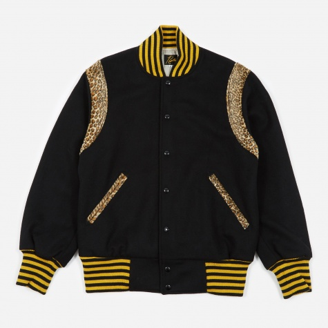 Award Jacket - Black