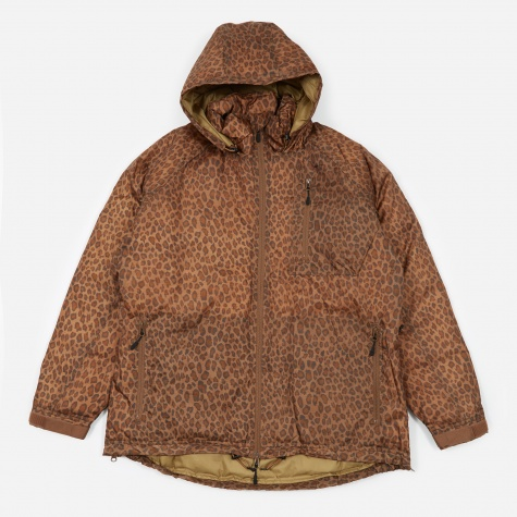 CE Down Jacket - Brown