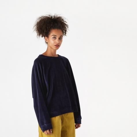 AL Sweatshirt - Midnight Blue
