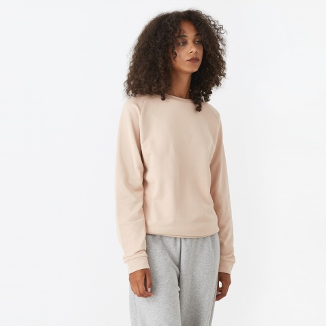 Basic Sweatshirt - Nude