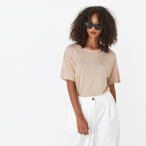 Tolo Loose T-Shirt - Nude