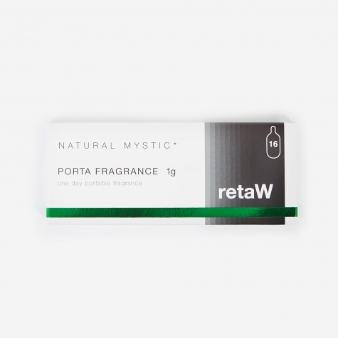 Porta Fragrance Capsules - Natural Mystic*