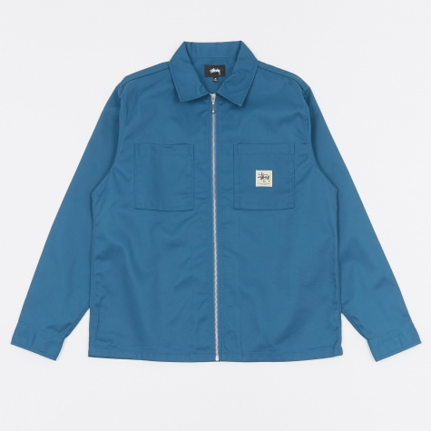 Longsleeve Work Shirt - Steel