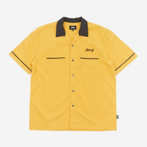 Bowling Shirt - Orange