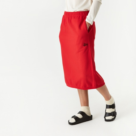 Scout Skirt - Red