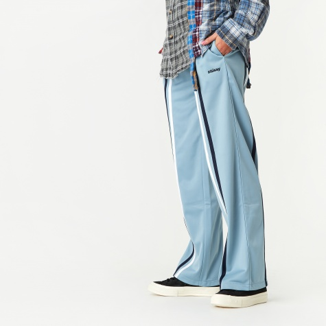 Rory Striped Track Pant - Light Blue