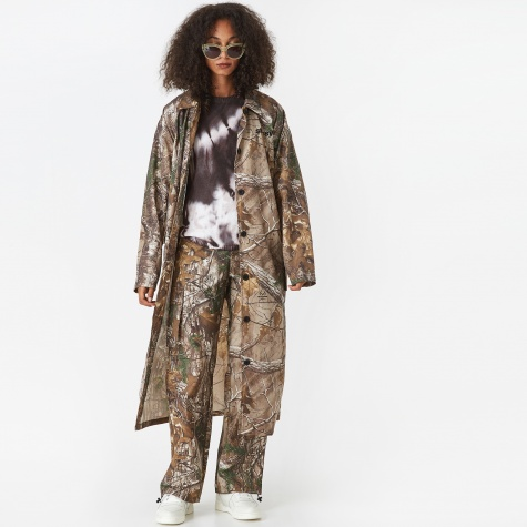 Real Tree Elsa Long Coat - Real Tree Camo