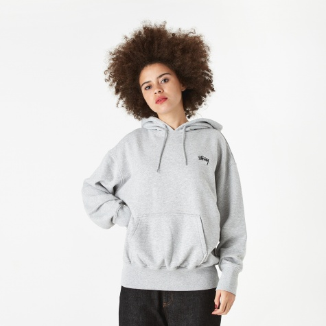 Kira Hooded Sweatshirt - Grey Heather