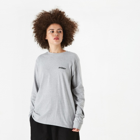 Surf & Sport Longsleeve T-Shirt - Grey Heather