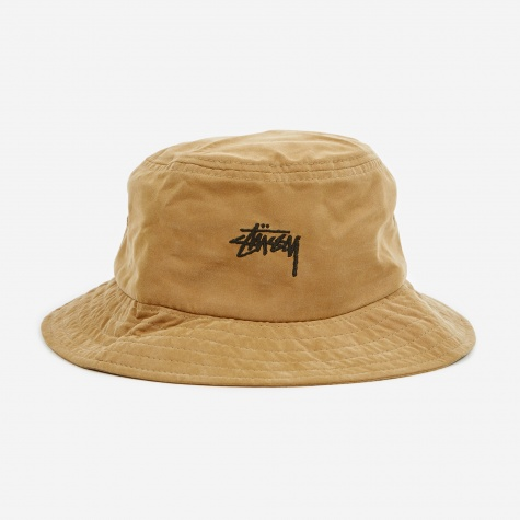 Stock Bucket Hat - Camel 990ad3e51a