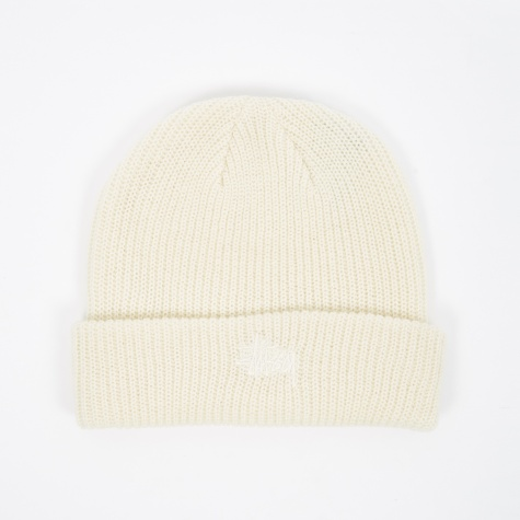 Basic Cuff Beanie - Off White