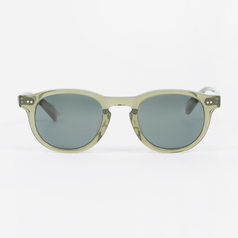 Romeo Sunglasses - Olive/Dark Grey