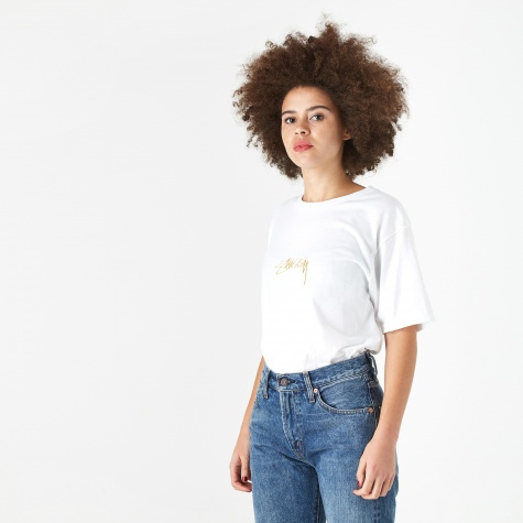 Smooth Stock T-Shirt - White