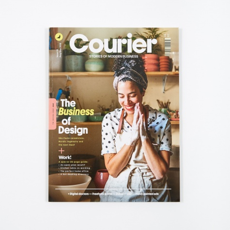 Courier Magazine - Issue 24