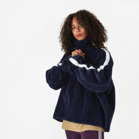 Pullover Fleece - Navy