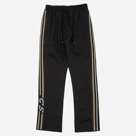 Buck Track Pant - Black/Grey