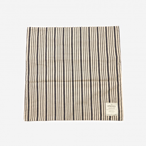 Cushion Cover - Indigo Stripe
