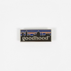 Goods by Goodhood - Goodhood City Pin 2