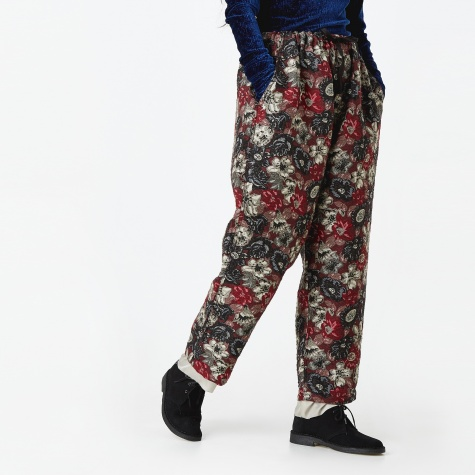 String Work Pant - Flower
