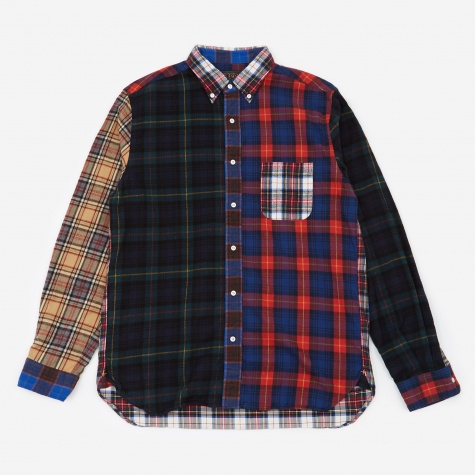 Button Down Shirt - Tartan Crazy
