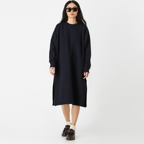 Sweater Dress - Caviar