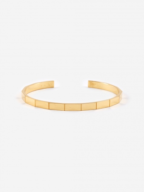 Atlas Bracelet (S) - 18K Gold Plated