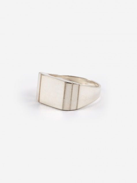 Atlas Ring - 925 Sterling Silver