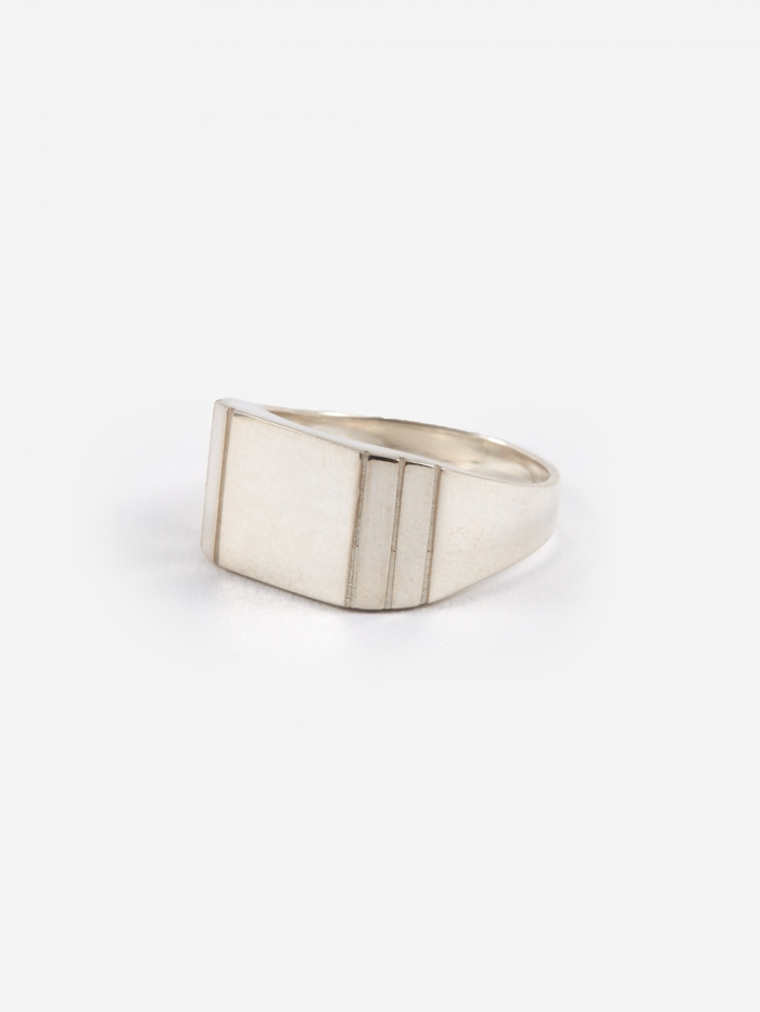 The Boyscouts Atlas Ring - 925 Sterling Silver (Image 1)