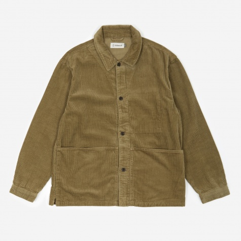 Allotment Overshirt - Taupe