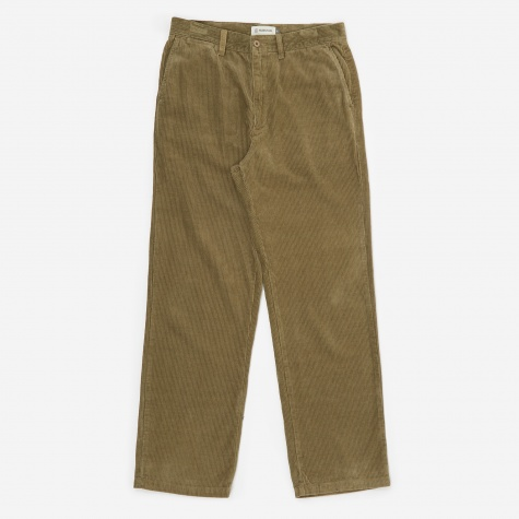 Corduroy Trouser - Taupe