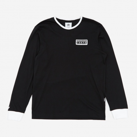 x Neighborhood Longsleeve T-Shirt - Black